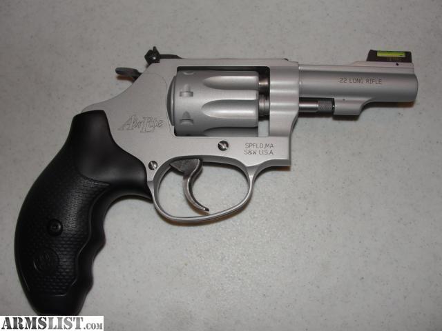 Armslist For Sale Smith Amp Wesson 317 Kit Gun 22 Lr 3
