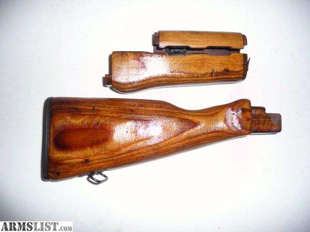 armslist for sale trade ak 47 wood furniture