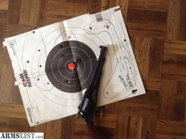 Armslist for sale pieta remington 1858 revolver replica - Replica mobel legal ...