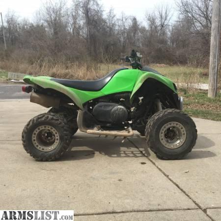 ARMSLIST - For Trade: 2004 Kawasaki KFX 700 ATV