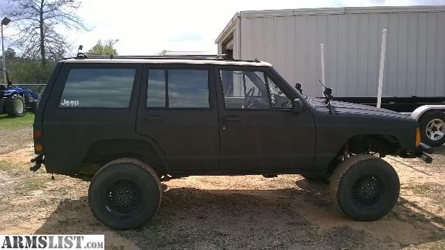 armslist for sale trade 1989 jeep cherokee limited lifted and modded. Black Bedroom Furniture Sets. Home Design Ideas