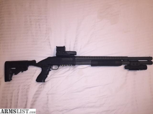 ARMSLIST - For Sale: Mossberg home-defense tactical shotgun