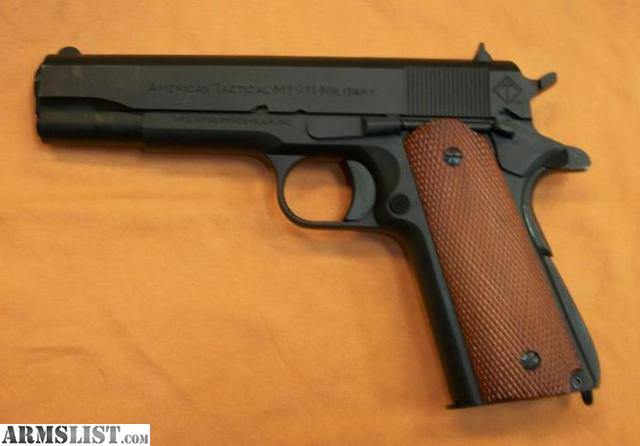 Armslist For Sale American Tactical 1911 45 Acp