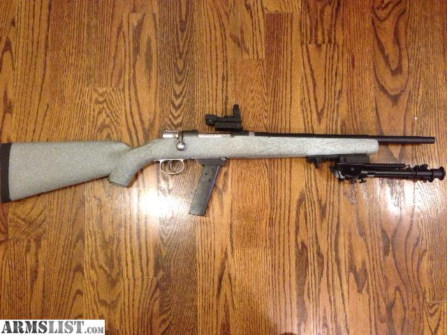 Armslist For Sale Trade 45 Acp Bolt Action Rifle