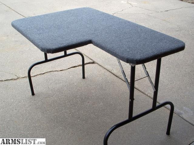 ARMSLIST - For Sale: Portable Shooting Benches