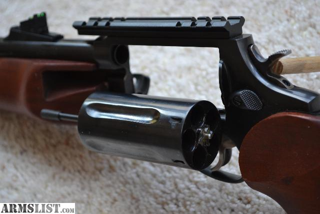 ARMSLIST - For Sale: Taurus/Rossi Revolving Rifle Circuit ...