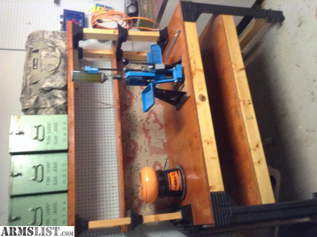 Armslist For Sale Reloading Bench Awesome Color