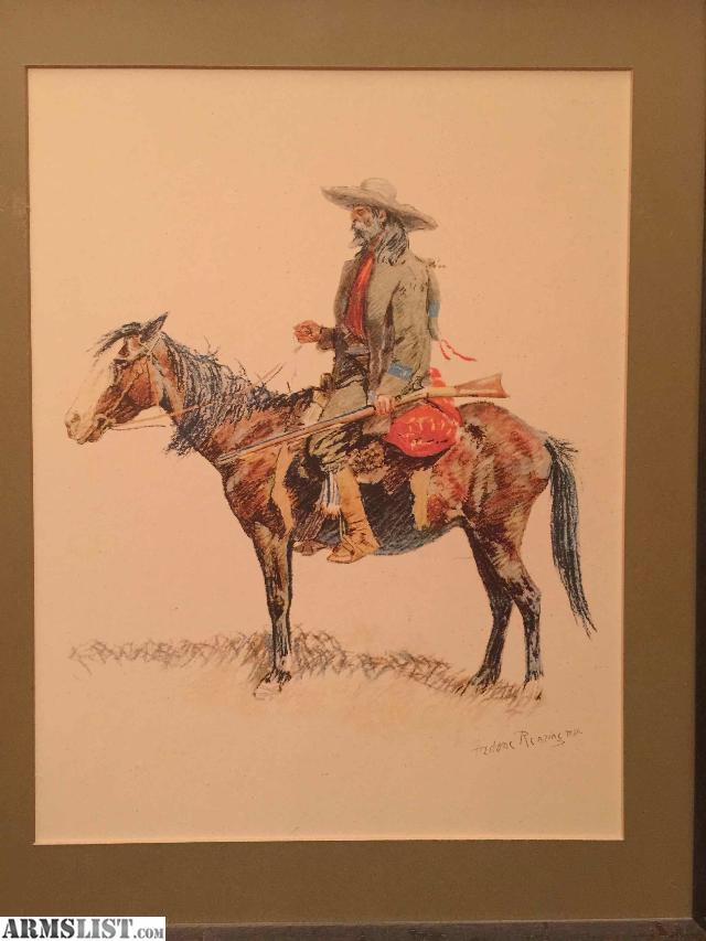 Prints Frederic Remington Art Museum, Ogdensburg, New York