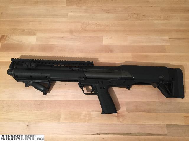ARMSLIST - For Sale: Keltec KSG 12GA, Custom Limbsaver ...