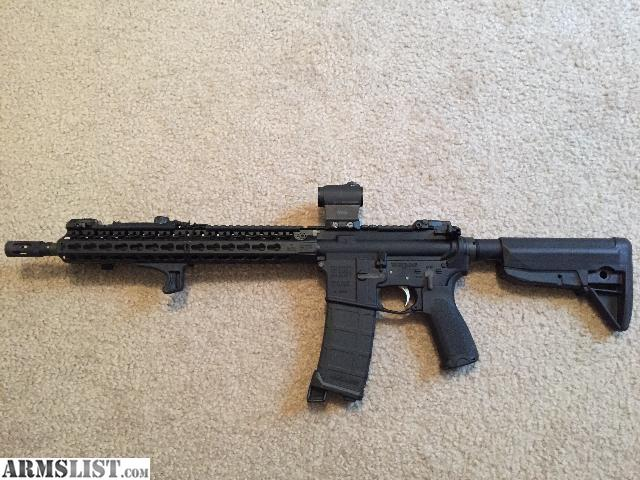 Armslist For Sale Trade Bcm Recce 14 Kmr13 Mk2 Rifle