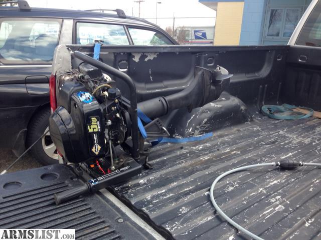 Armslist For Sale Trade 5hp Briggs Boat Motor
