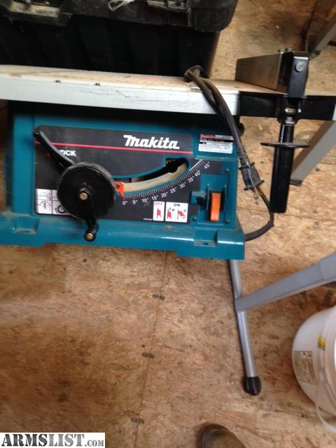 Armslist for sale trade makita table saw for 12 inch table saws for sale