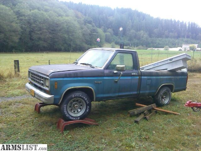 armslist for sale trade 1983 ford ranger rebuilt motor. Black Bedroom Furniture Sets. Home Design Ideas