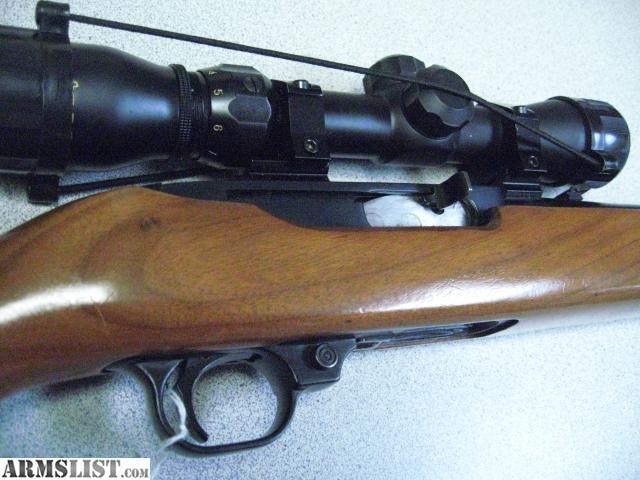 armslist for sale ruger 99 44 44 mag semi auto carbine. Black Bedroom Furniture Sets. Home Design Ideas