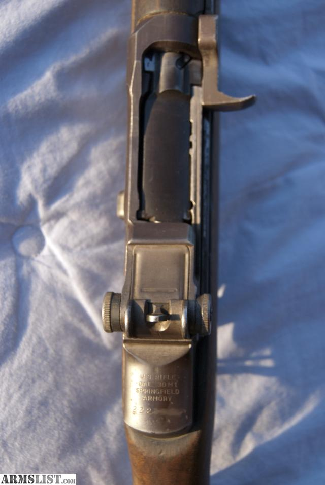 Armslist for sale trade m1 garand sa receiver 2 22x xxx