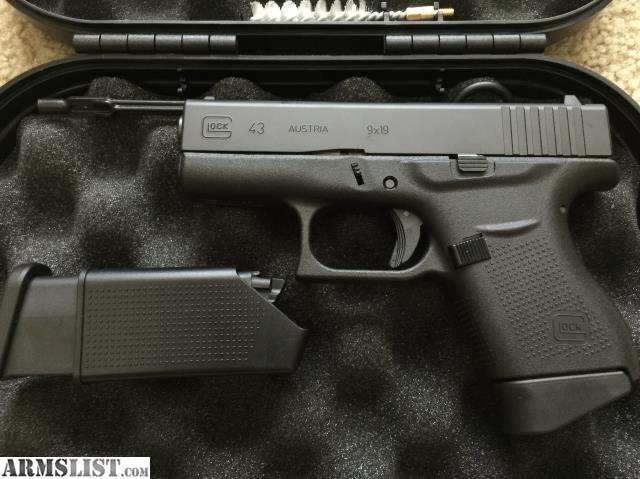 ARMSLIST - For Sale: New Glock 43