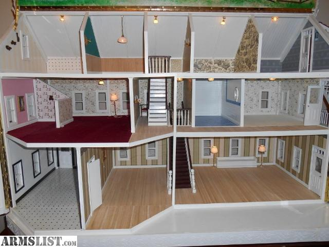 handmade doll houses for sale big dollhouses on sale unique pictures to pin on 1932