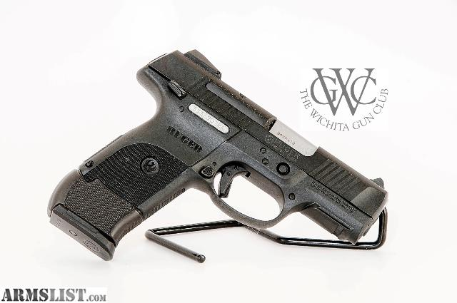 Armslist For Sale Ruger Sr9c With Crimson Trace Flashlight
