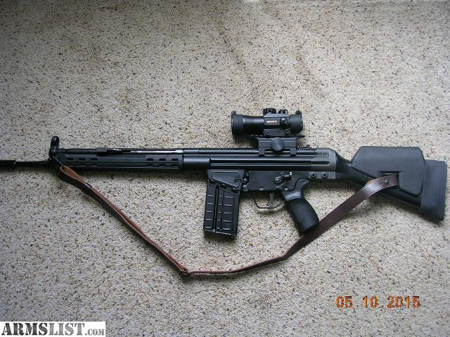 Cetme G3 For Sale: For Sale: CETME G3 7.62x51/.308