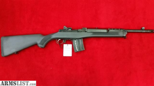 For Sale: NIB Ruger MINI-14 300 AAC Black OUT