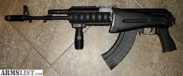ARMSLIST - For Sale: Arsenal SLR-107F AK-47 7.62X39 - AK 100 FOLDING STOCK