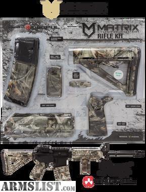Armslist For Sale Mdi Magcom12rb Proveil Reaperbuck Magpul Moe Kit Ar 15 Polymer