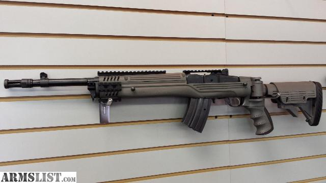 Armslist For Sale Ruger Mini 30 Tactical With Ati Stock