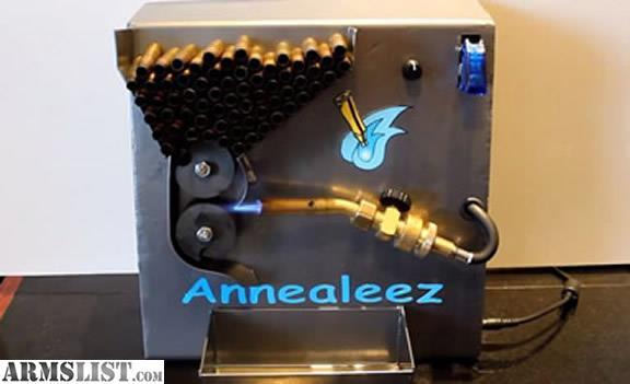 annealing brass machine for sale
