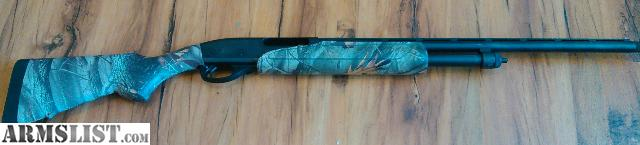 ARMSLIST - For Sale: Remington 870 20 ga youth camouflage ...