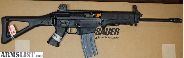 armslist for sale sig 556 classic 5 56mm gen 2 new discontinued rh armslist com sig 556 manual pdf sig 556 manual download