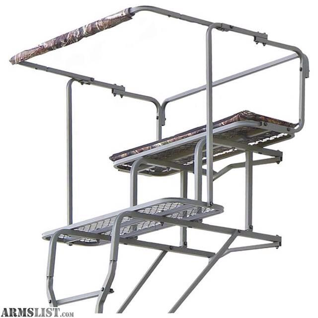 Trade Stands For Sale : Armslist for sale trade diamond outlaw w ladder stand