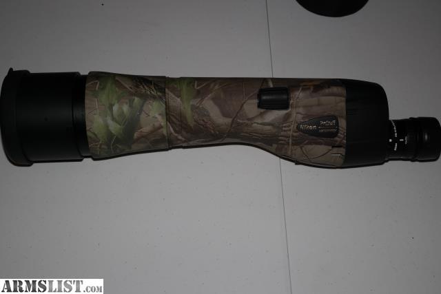 Armslist For Sale Nikon Prostaff Spotting Scope 20 60x