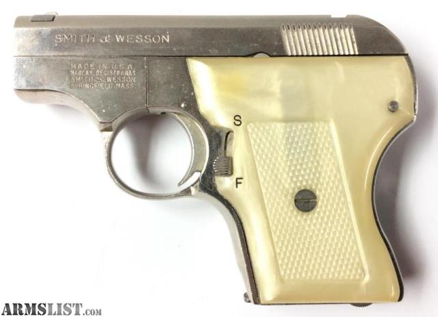ARMSLIST - For Sale: Smith & Wesson Model 61-2