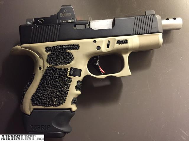 ARMSLIST - For Trade: Glock 26 4G frame