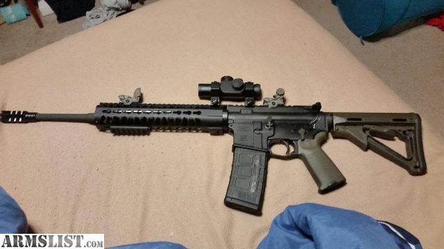 Armslist For Sale Custom Ar