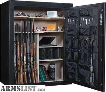 stackon elite 64 gun safe a few scratches on the outside but can easily be covered no firearms were ever stored inside bought it and never ended up