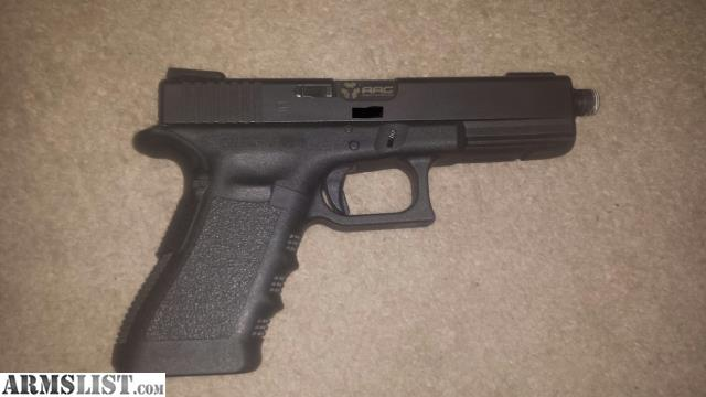 Armslist for sale trade glock aac threaded barrel