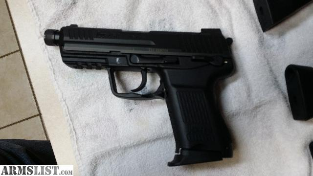 ARMSLIST - For Sale/Trade: HK45ct compact tactical V3