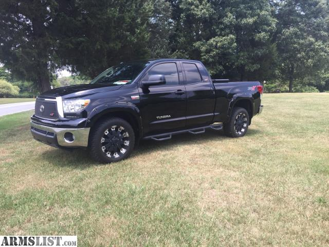 armslist for sale 2013 toyota tundra xsp x 4x4 black. Black Bedroom Furniture Sets. Home Design Ideas