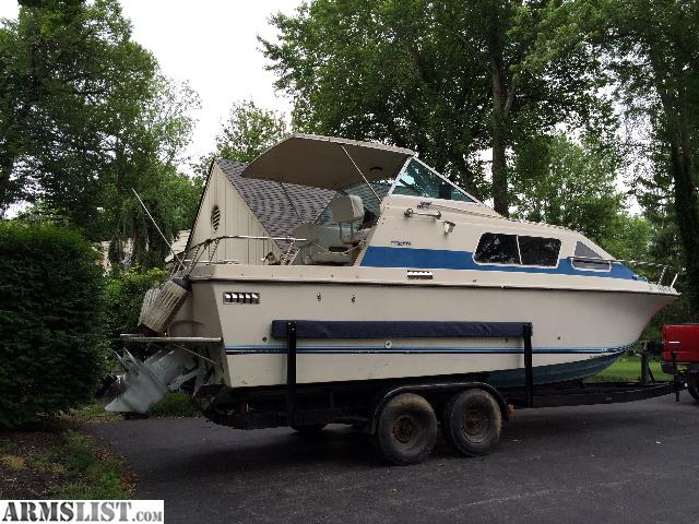 Armslist for sale trade 25 39 cabin cruiser deep sea for Deep sea fishing boats for sale