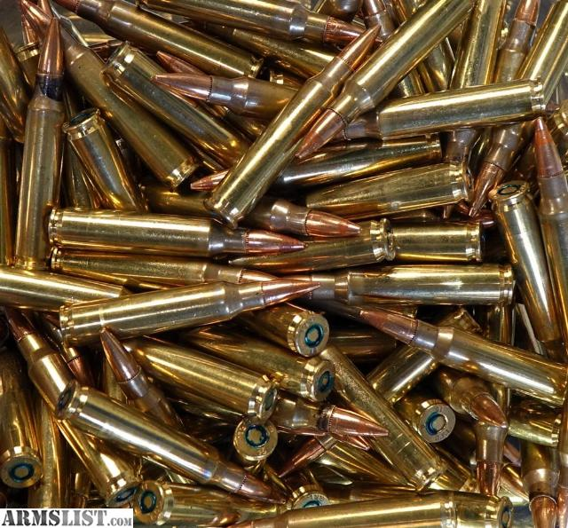 For Sale: Ten Ring 5.56x45mm M856 64gr Tracer