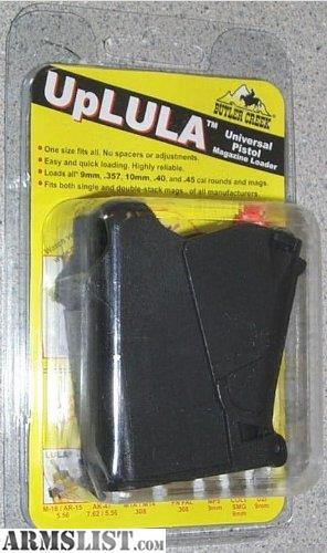 how to use uplula magazine loader