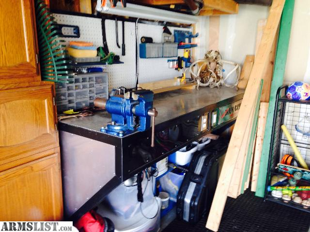 Armslist For Sale The Perfect Reloading Bench
