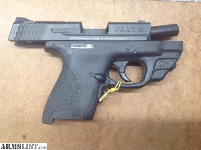 Smith And Wesson 9mm Shield Laser David Simchi Levi