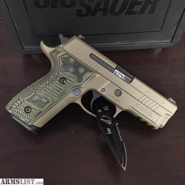 For Sale Trade Sig Sauer P229 9mm Tacpac With: For Sale: SIG SAUER P229 SCORPION 9MM