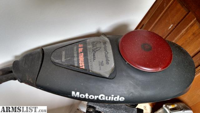 bill dance motor guide used foot pedal controlled trolling motor for front deck of john boat or bass boat works 100 very powerful 36lb thrust
