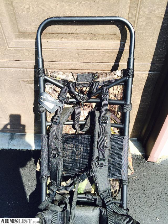 ARMSLIST - For Sale: Cabelas Alaskan Guide full frame backpack