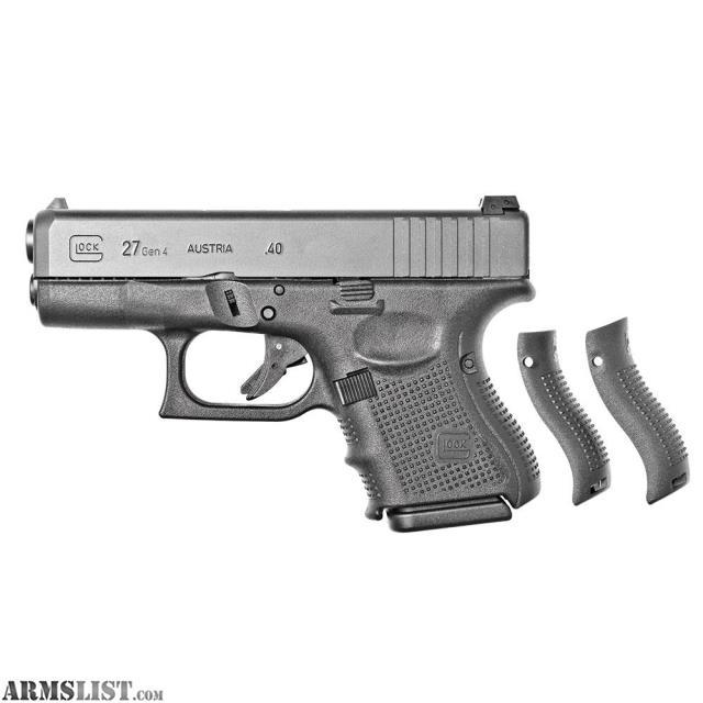 Armslist For Sale Glock 27 Gen4