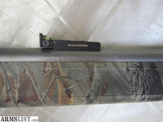 Armslist For Sale Thompson 209x50 Muzzleloader