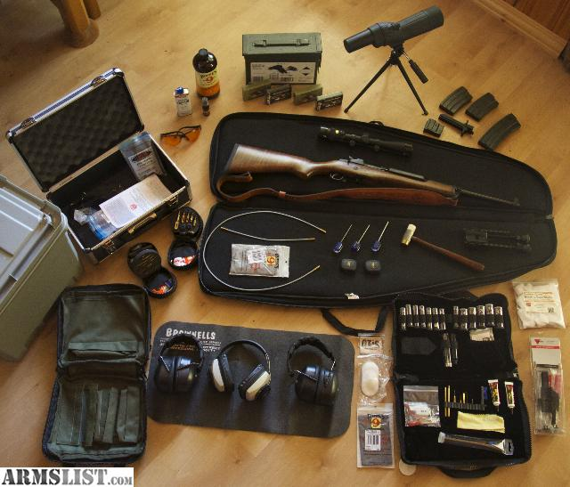 Armslist for sale ruger mini 14 ranch rifle complete kit for Ranch home kits for sale